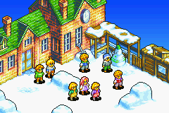 Final Fantasy Tactics Advance (E)(Surplus)