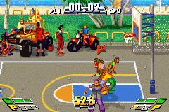 Street Jam Basketball (U)(Rising Sun)
