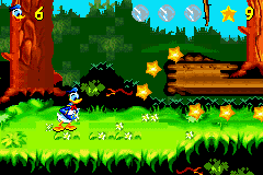 Donald Duck Advance (E)(Paracox)