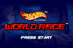 2 in 1 - Hot Wheels - Velocity X & Hot Wheels - World Race (U)(Trashman)