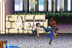 Double Dragon Advance (U)(Mode7)