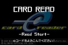 Card e-Reader (J)(Independent)