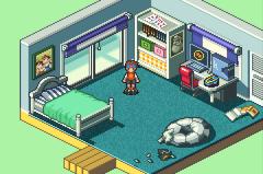 Mega Man Battle Network 4 Red Sun (Virtual Console)