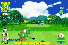 Mario Golf - Advance Tour (F)(Independent)