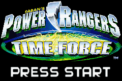 2 in 1 - Power Rangers - Ninja Storm & Power Rangers - Time Force (E)(Independent)