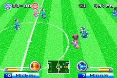 Disney Sports Soccer (U)(Venom)
