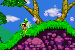 Frogger Advance - The Great Quest (E)(LightForce)