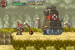 Metal Slug Advance (J)(Caravan)