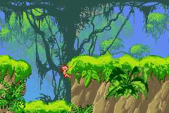 Disney's Tarzan - Ruckkehr in den Dschungel (G)(GBANow)