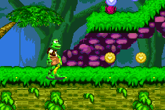 Frogger Advance - The Great Quest (U)(Mode7)