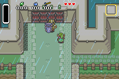The Legend Of Zelda - A Link To The Past (E)(Cezar)
