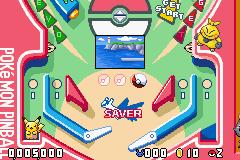 Pokemon Pinball - Ruby & Sapphire (J)(Independent)