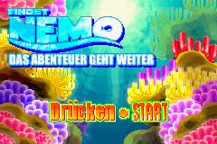 2 in 1 - Findet Nemo & Das Abenteuer Geht Weiter (E)(Independent)