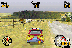 TopGear Rally SP (J)(Independent)