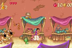 Disney's Aladdin (J)(Eurasia)