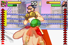 Punch King - Arcade Boxing (U)(Mode7)