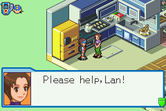 MegaMan Battle Network 4 Red Sun (E)(Independent)