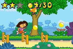 Dora the Explorer - The Search for Pirate Pig's Treasure (U)(Eurasia)