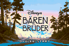 2 in 1 - Barenbruder & Disney Prinzessinen (G)(Independent)