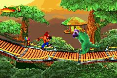Crash Bandicoot Advance - Wakuwaku Tomodachi Daisakusen (J)(Caravan)