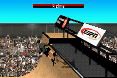 ESPN X-Games - Skateboarding (E)(Patience)
