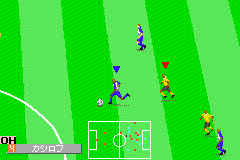 World Advance Soccer - Road to Win (J)(Eurasia)
