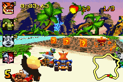 Crash Bandicoot Bakusou! Nitro Kart (J)(Caravan)