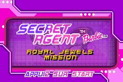 2 in 1 - Barbie Groovy Games & Secret Agent Barbie (E)(Supplex)