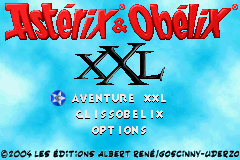 2 in 1 - Asterix and Obelix (E)(Rising Sun)