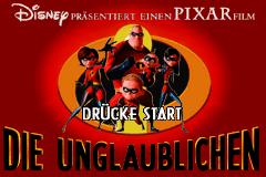2 in 1 - Findet Nemo & Die Unglaublichen (G)(Independent)