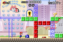 Mario Vs. Donkey Kong (E)(Rising Sun)