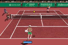 Davis Cup (E)(Menace)