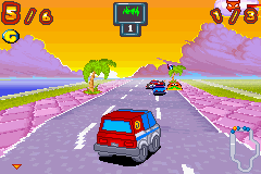 Inspector Gadget Racing (E)(Megaroms)