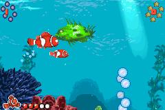 Finding Nemo (E)(Patience)