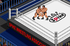 Fire Pro Wrestling A (J)(Capital)