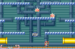 Super Mario Advance 4 - Super Mario Bros. 3 (Virtual Console)