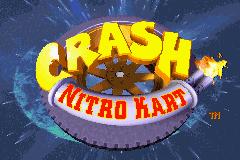 2 in 1 - Crash Bandicoot 2 - N-Tranced & Crash Nitro Kart (U)(Trashman)
