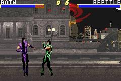 Mortal Kombat Advance (E)(GBANow)