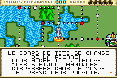 Titi et Les Bijoux Magiques (F)(Absence)