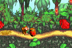 Donkey Kong Country (E)(Menace)