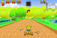 Shrek - Swamp Kart Speedway (U)(Venom)