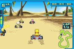 Digimon Racing (U)(Chameleon)