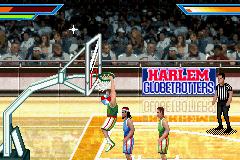 Harlem Globetrotters - World Tour (U)(Sir VG)