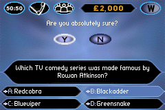 Who Wants to Be a Millionaire - Junior (E)(Independent)