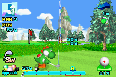 Mario Golf - Advance Tour (E)(Independent)