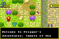 Frogger's Adventures - Temple of the Frog (U)(Lightforce)