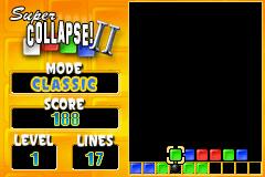 Super Collapse II (U)(Independent)
