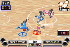 Disney Sports Basketball (E)(Surplus)