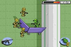 Army Men Advance (U)(Eurasia)