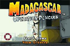 2 in 1 - Madagascar Operation Penguin & Shrek 2 (U)(Sir VG)